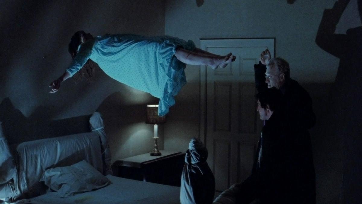 Horror Movie Scenes