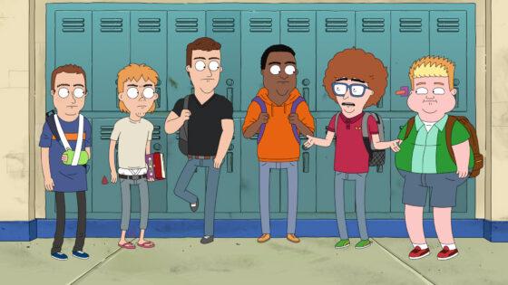 Hoops Netflix Animated Series