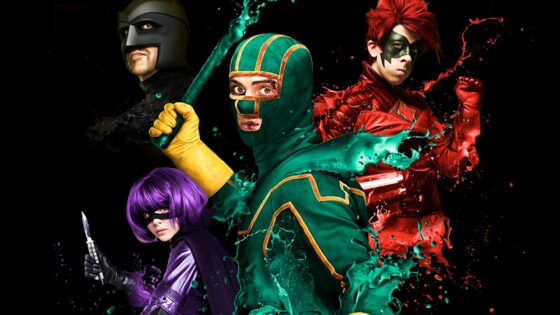 Kick-Ass 2010 Movie Review
