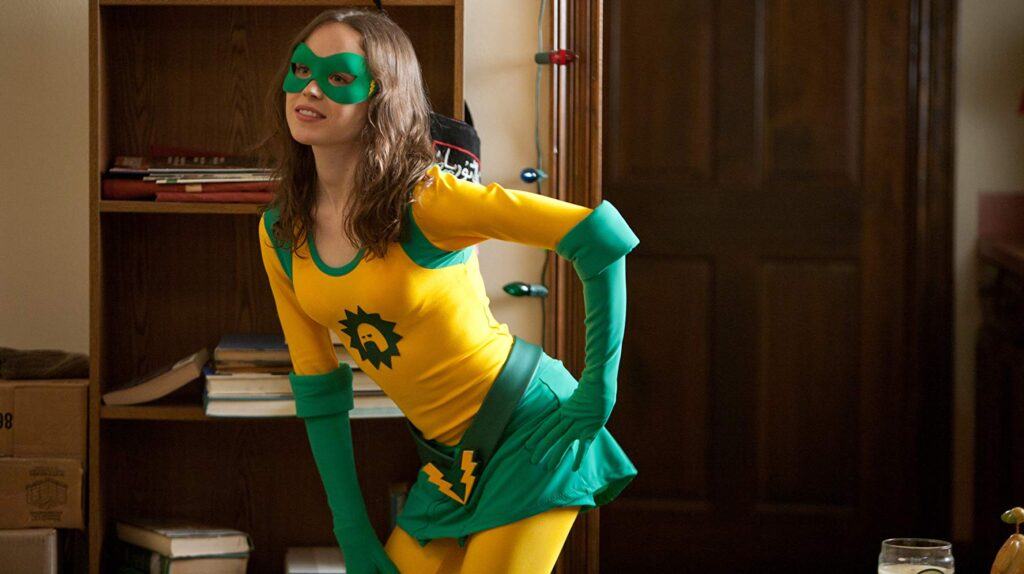"""James Gunn's 2010 film Super embraces pretty much all the bearings of the """"everyman turned superhero"""" concept."""