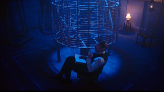 Ethan Hawke in Tesla (IFC Films)