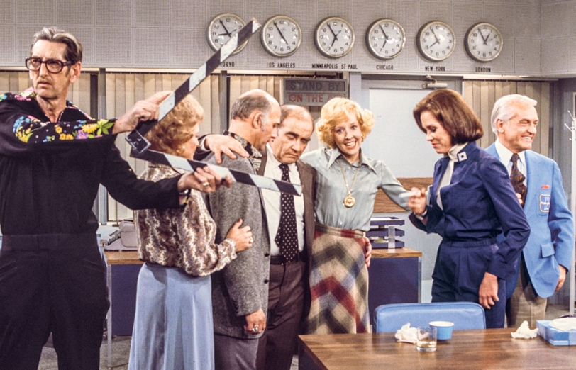 The Mary Tyler Moore Show The Last Show