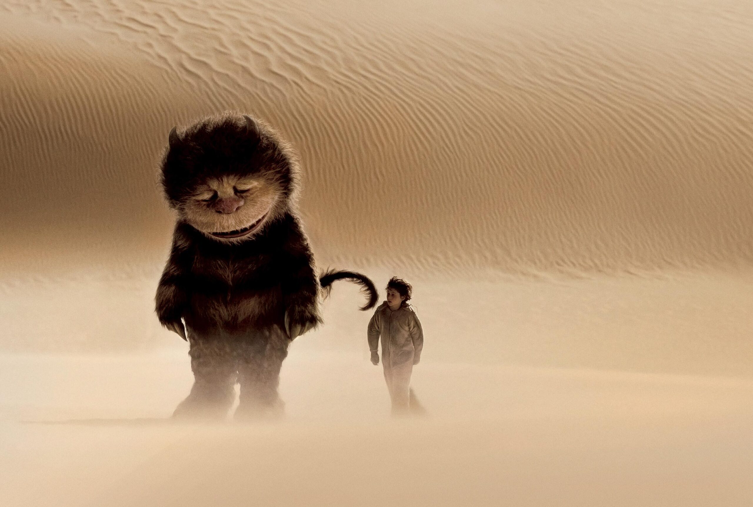 Film Review Where the Wild Things Are