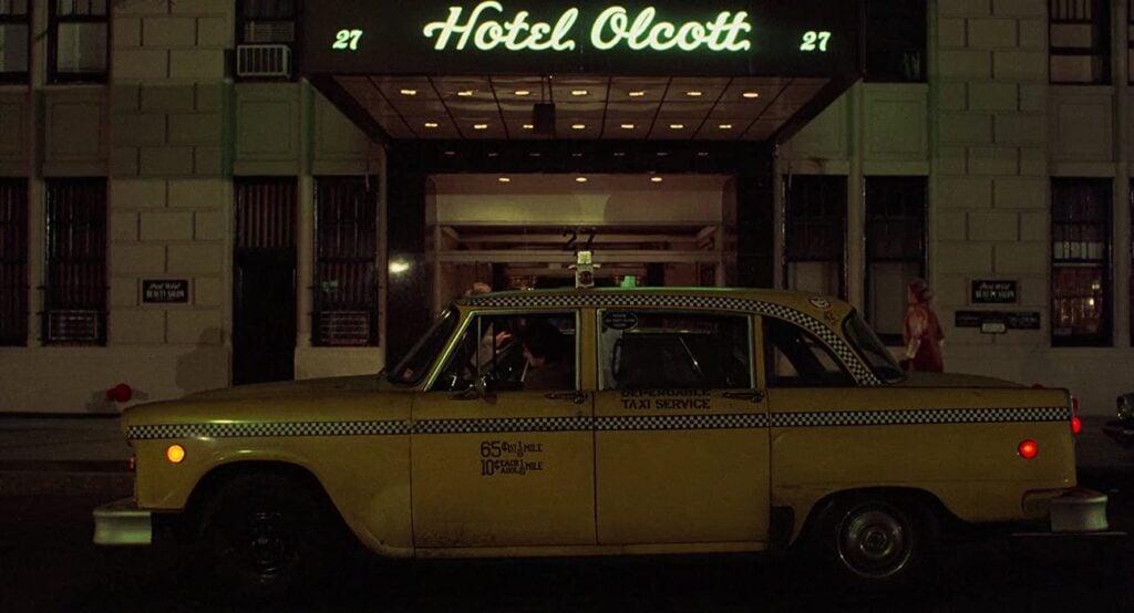 Martin Scorsese's Taxi Driver 1976