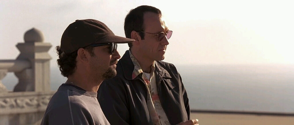 The Usual Suspects Ending