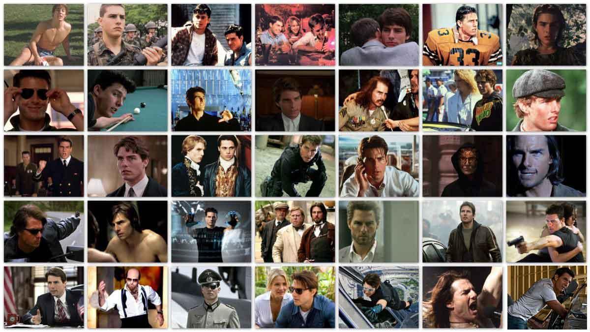 Tom Cruise Retrospective