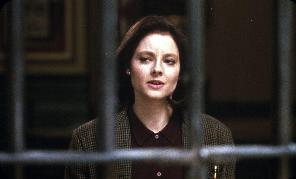 Clarice visiting Hannibal