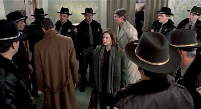 Clarice In A Room Of Men