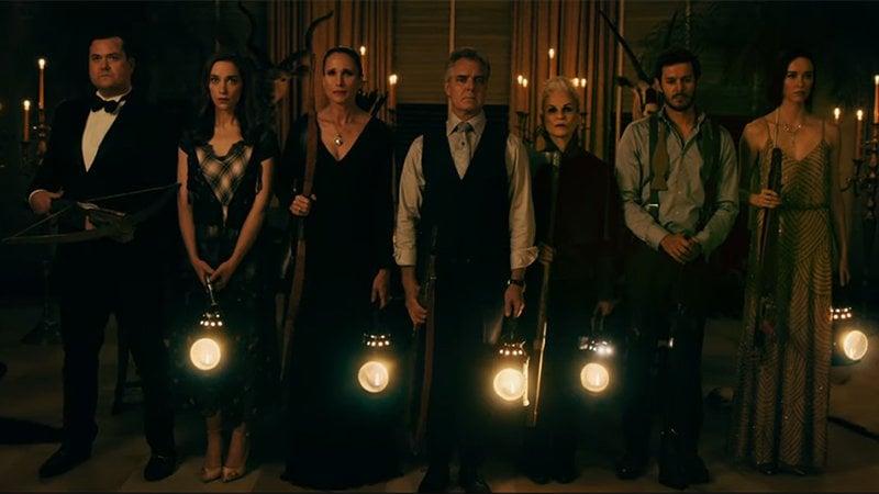 The Le Domas Family