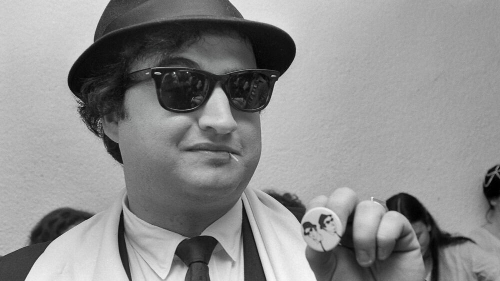 Belushi explores the life of a late comic legend