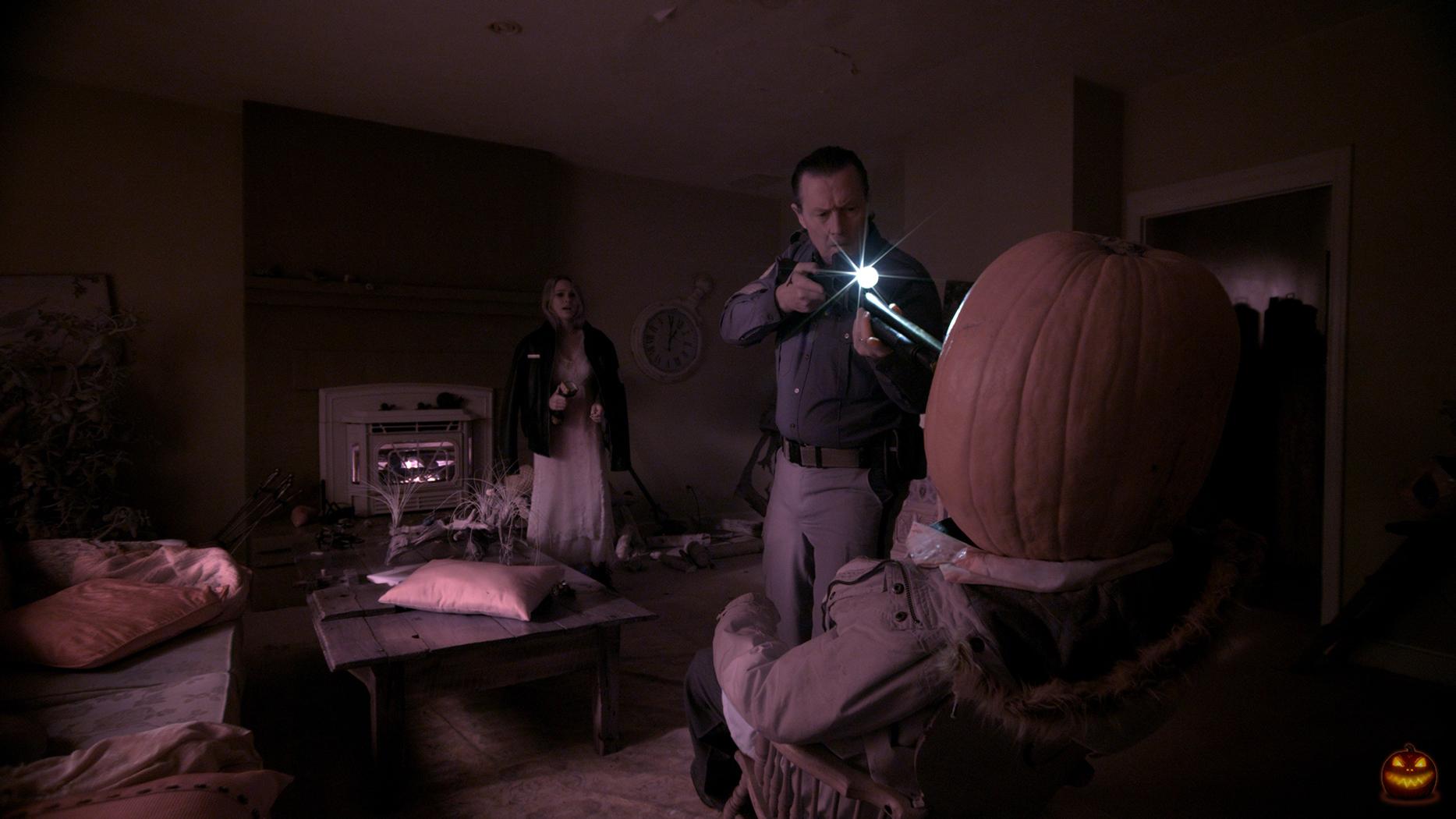 Halloween Horror Film Hellions