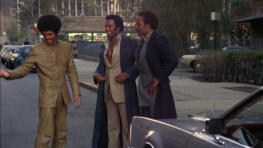 Three the Hard Way, 1974
