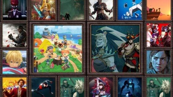 Best Video Games of 2020