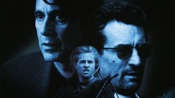 Michael Mann's Heat Movie Review