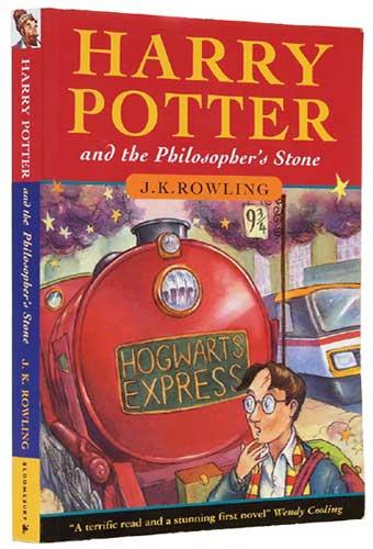 rare Happy Potter books