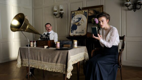 A Dangerous Method Review