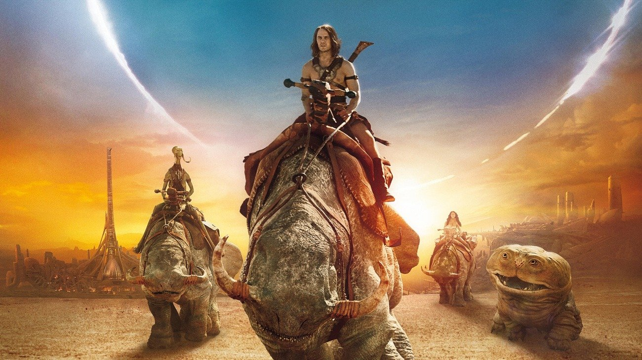 John Carter Movie Review 2012