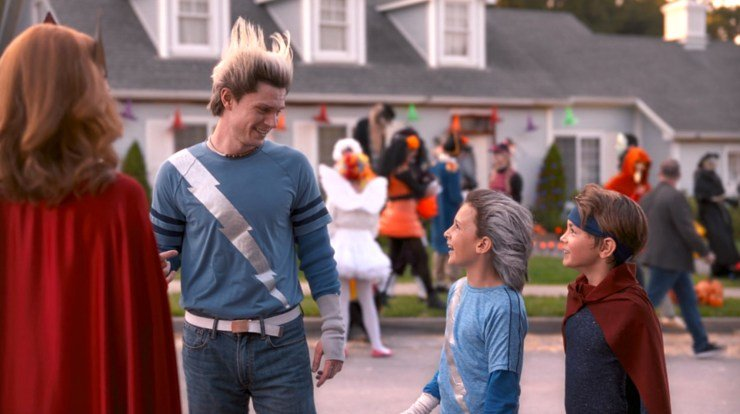 WandaVision All-New Halloween Spooktacular