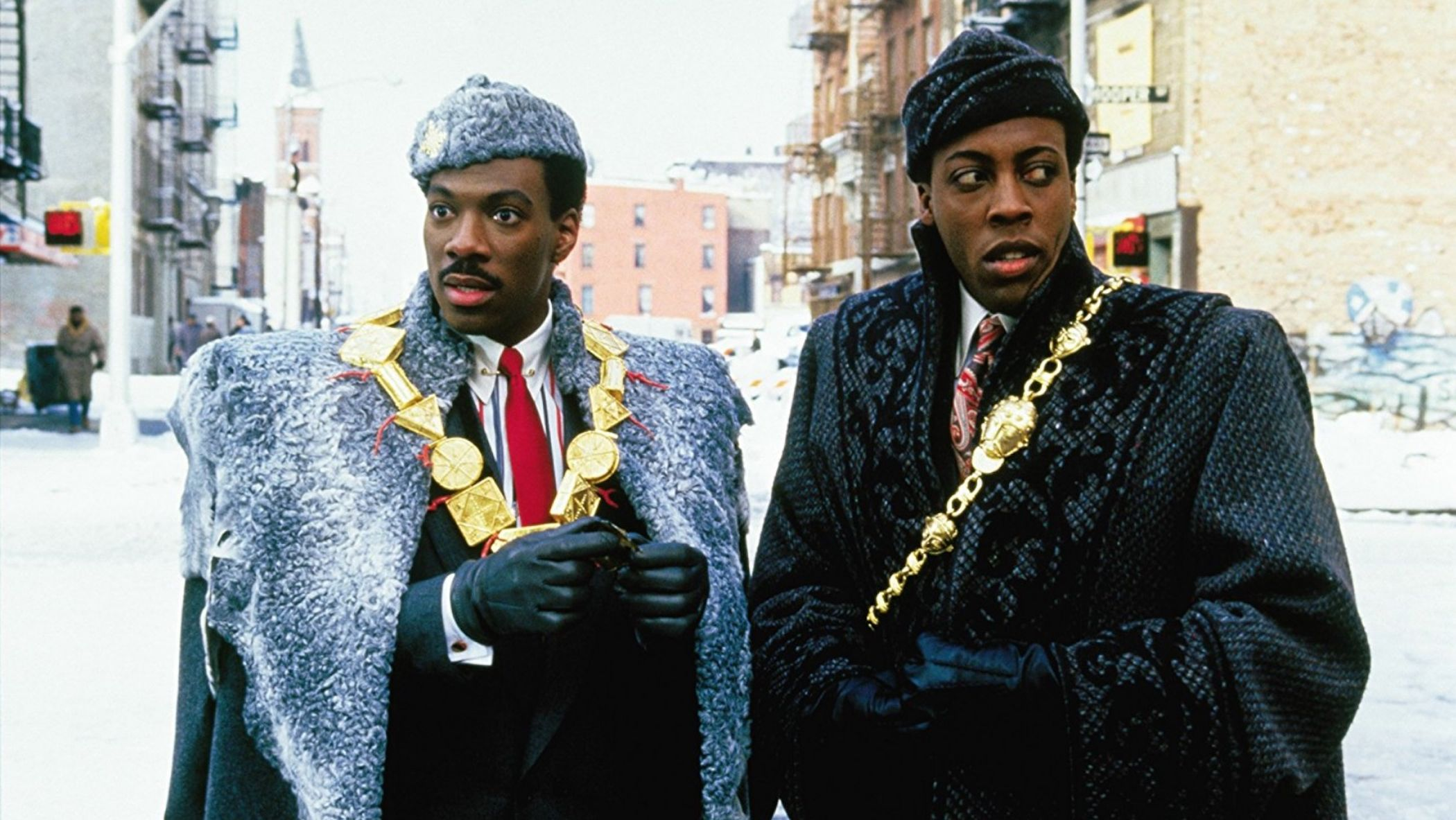 Coming to America 1988 Review