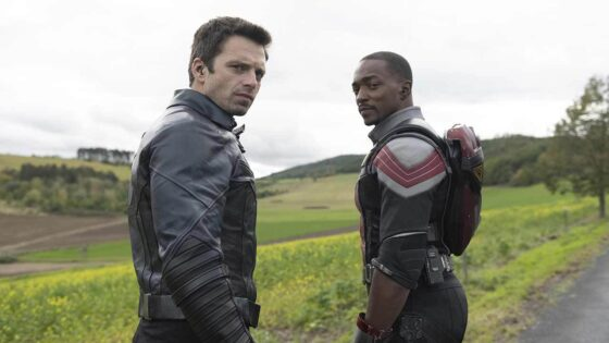 The Falcon and the Winter Soldier The Star-Spangled Man