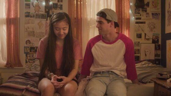 Inbetween Girl 2021 film review