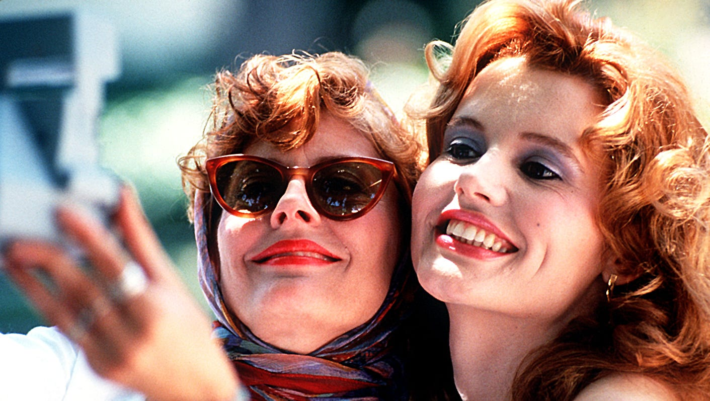 Thelma and Louise Anniversary