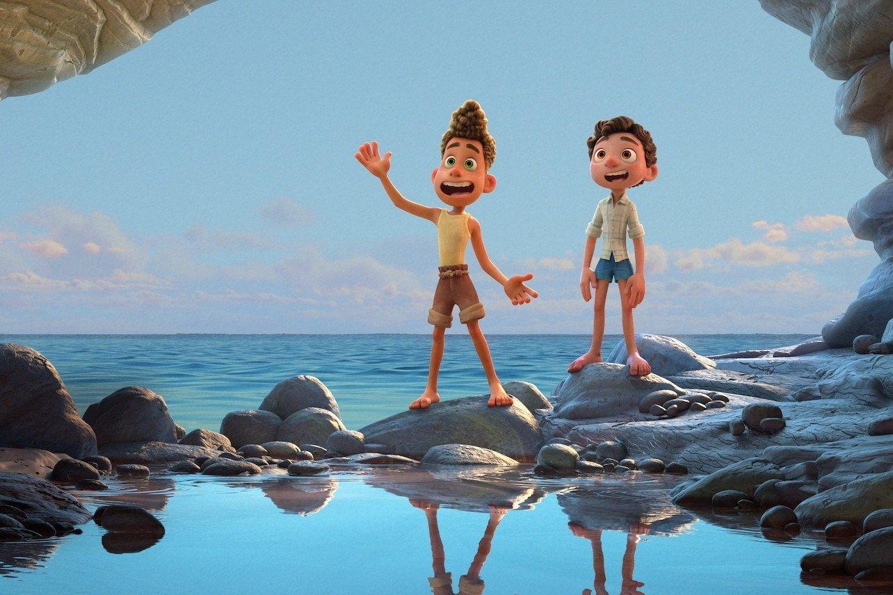 Luca review Disney Plus movie 2021
