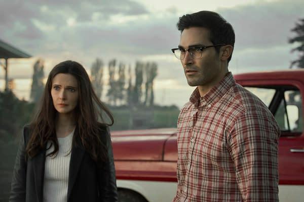 Clark and Lois - Superman & Lois - The CW