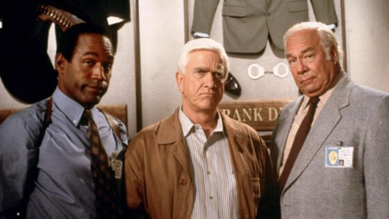 1991's The Naked Gun 2½: The Smell of Fear,