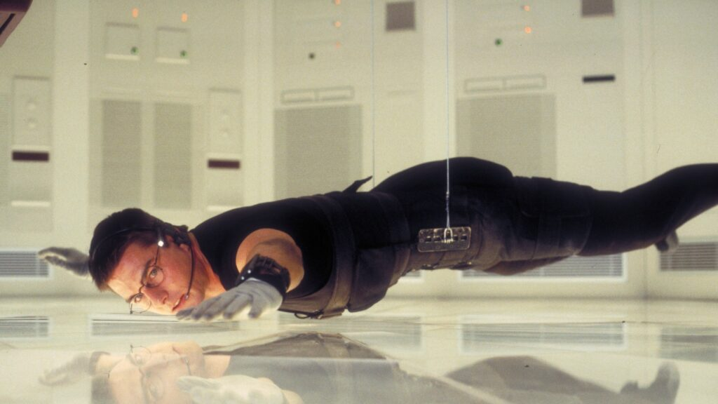 Mission Impossible - Ethan Hunt - Tom Cruise