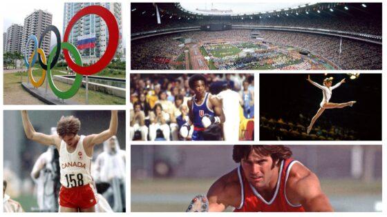 Montreal 1976 Summer Olympics