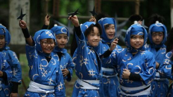Ninja Kids!!! (2011)