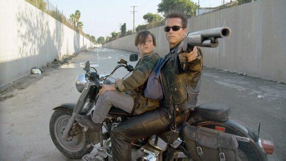Terminator 2 Judgment Day Anniversary