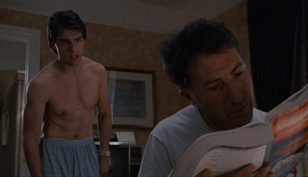 Rain Man - Tom Cruise