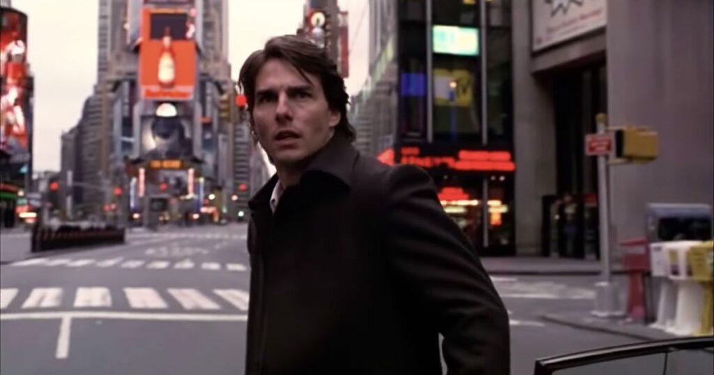 Vanilla Sky - Tom Cruise