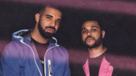 Drake and The Weeknd University course