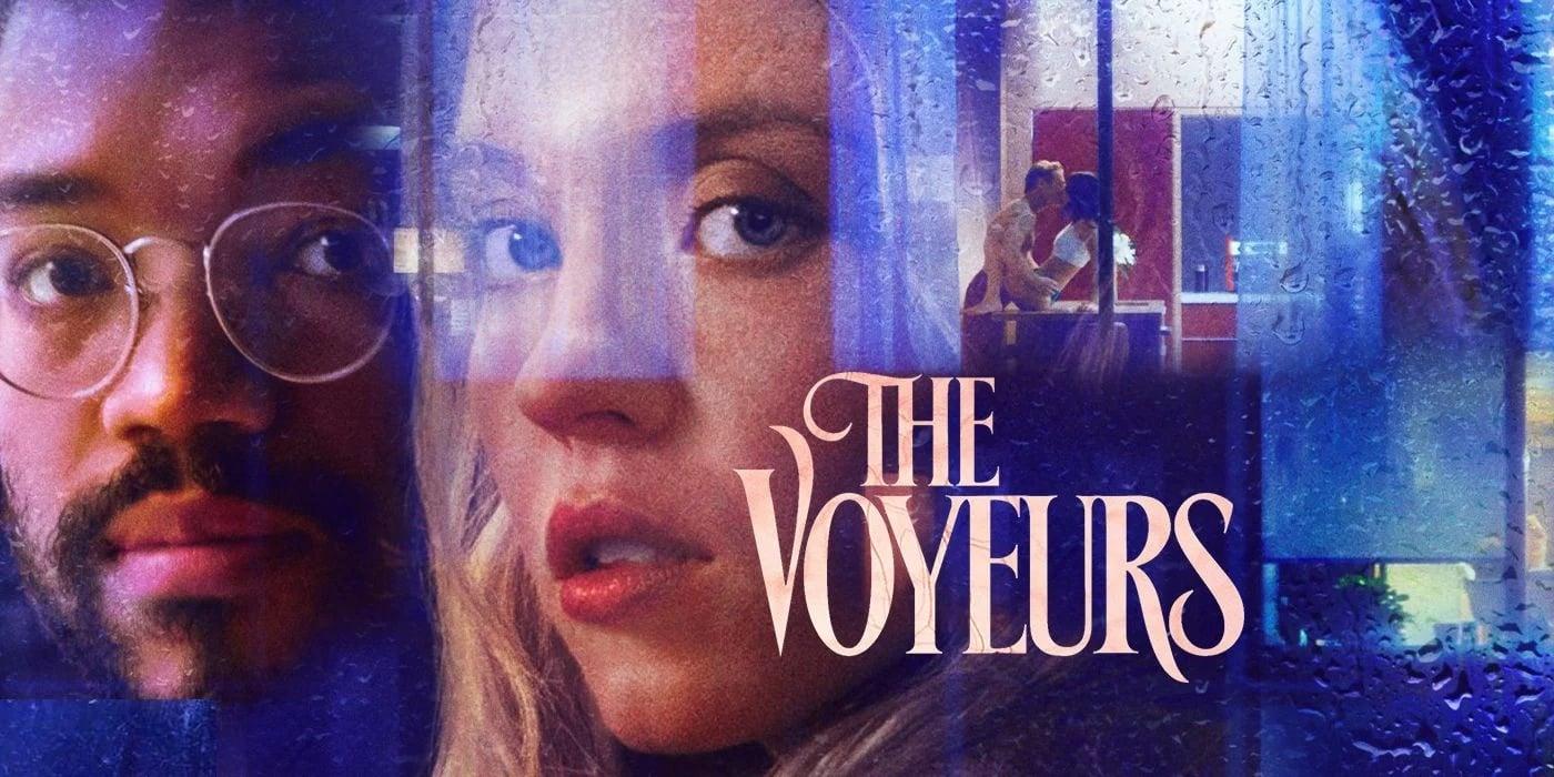 The Voyeurs poster banner