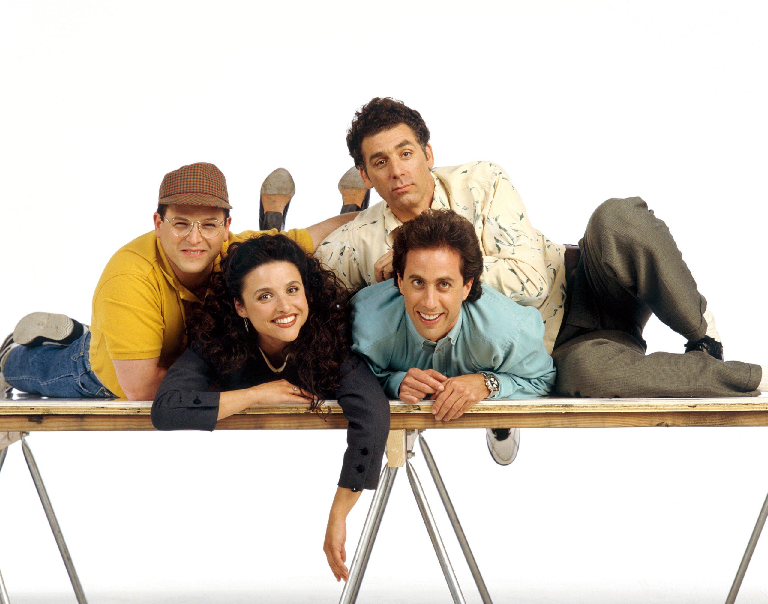 The Lasting Legacy of Seinfeld: Julia Louis-Dreyfus