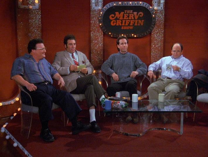 """""""The Merv Griffin Show"""" Season 9 Episode 6"""