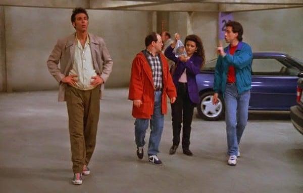 """""""The Parking Garage"""" Season 3 Episode 6"""
