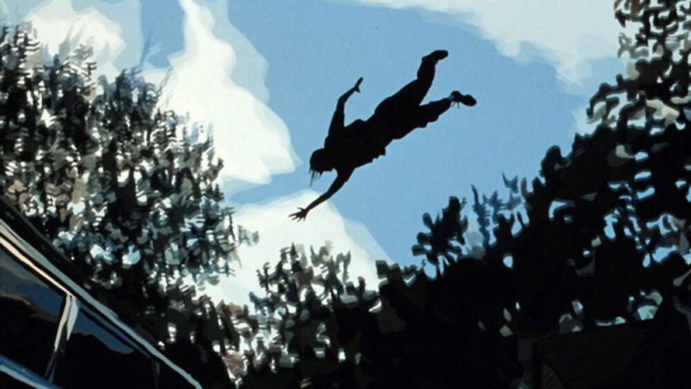 Richard Linklater's Waking Life 2001 film retrospective